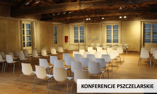 55 Naukowa Konferencja Pszczelarska 2018 – program konferencji