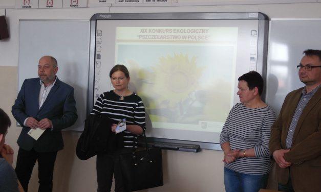 XIX konkurs pszczelarski w ZSM w Gorzowie Wielkopolskim