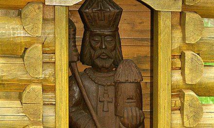 Dzisiaj obchodzimy dzień św. Ambrożego, patrona pszczelarzy