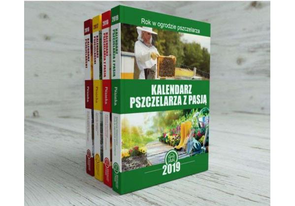 Kalendarz Pszczelarza z Pasją 2019 już dostępny | Pszczoly.eu