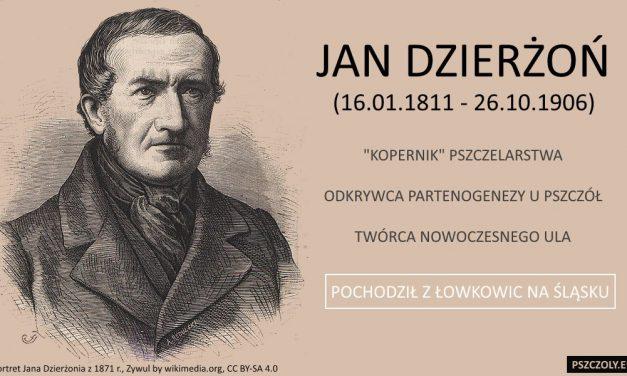 112 lat temu zmarł ks. Jan Dzierżoń – jedna z najważniejszych postaci w historii pszczelarstwa | Pszczoly.eu
