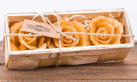 Dlaczego warto wybierać świece z wosku pszczelego (świece woskowe)? | Pszczoly.eu