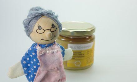 Miód dla każdej babci i każdego dziadka! | Pszczoly.eu