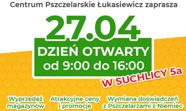 Dzień Otwarty w Centrum Pszczelarskim Łukasiewicz | Pszczoly.eu