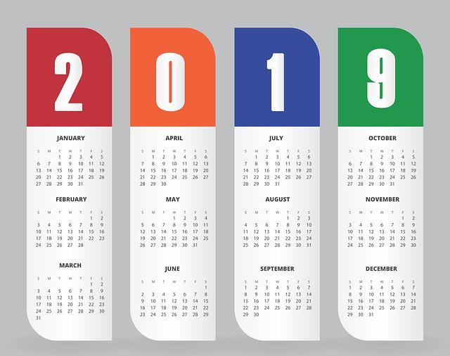 Kalendarz pszczelarski 2019 – konferencje i wydarzenia pszczelarskie 2019