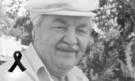 Zmarł Edmund Brzozowski, wieloletni prezes Nadodrzańskiego Zrzeszenia Pszczelarzy w Dębnie